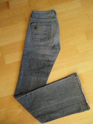 7 Seven for all Mankind Jeans Great China Wall * Gr. 28 *