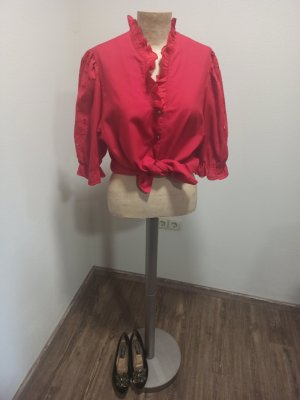 Vintage Traditional Blouse red
