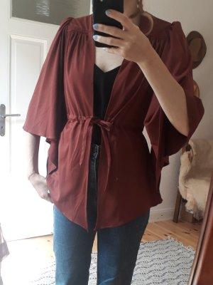 Kimono Blouse russet