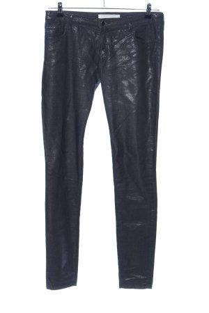 75 Faubourg Stretchhose schwarz Elegant