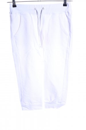 Sweat Pants white casual look