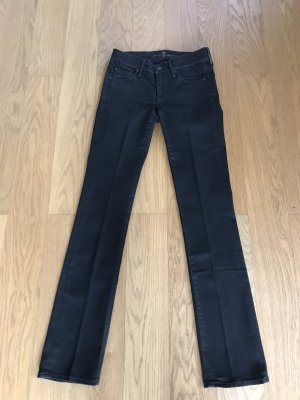 7 For All Mankind Jeans a gamba dritta marrone scuro