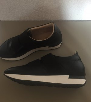 8 Basket slip-on noir