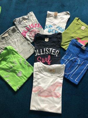 8 Hollister T-Shirts