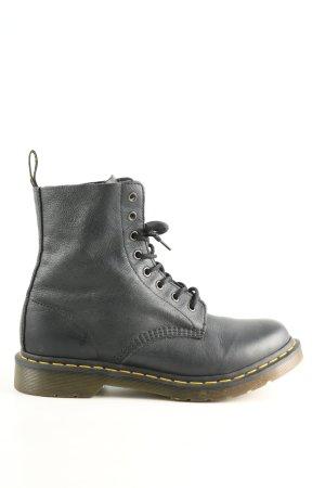 -8- Venice Krótkie buty czarny W stylu casual