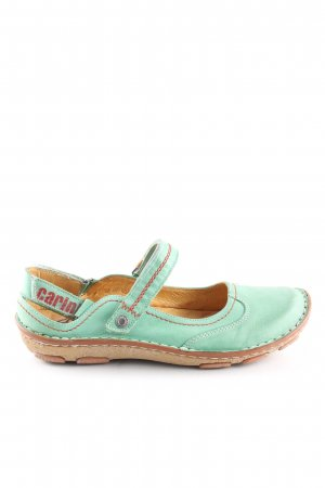 -8- Venice Slip-on Shoes turquoise casual look