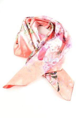 -8- Venice Zomersjaal bloemenprint casual uitstraling
