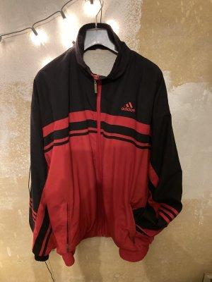 80er ADIDAS Vintage Trainings -Jacke / oversize