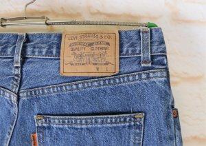 80er Jeans Hose Levis Levi`s 726 W 33 L 32 Blau Größe 40 42 L Orange Tab Girlfriend Mom Karotte