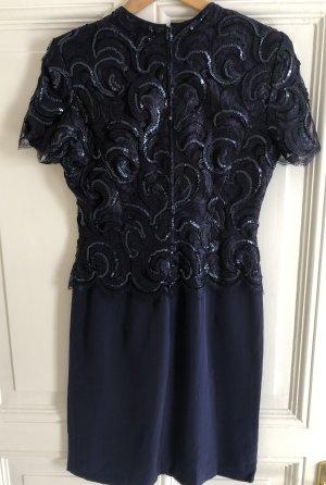 80er vintage ESCADA Couture Kleid