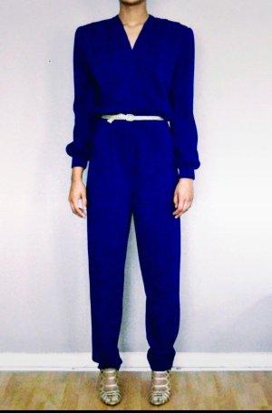80er Vintage Strick Jumpsuit