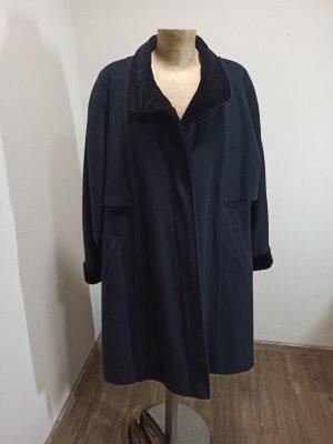 Vintage Manteau oversized multicolore