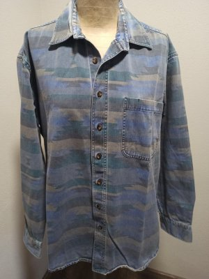 Woolrich Jeansowa koszula Wielokolorowy Bawełna