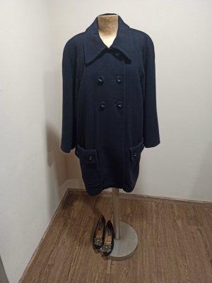 Karl Lagerfeld Winterjas blauw-donkerblauw