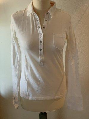 81hours Polo Shirt white