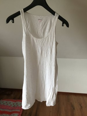 81 hours weiß baumwolle Top basic shirt Tshirt M 36 38
