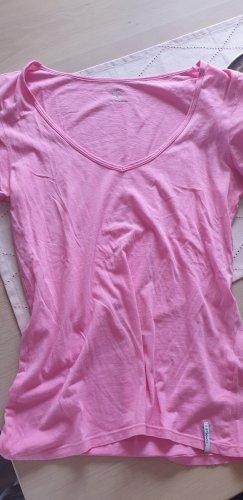 81hours Shirt basique rose coton