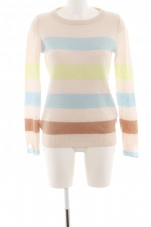 81hours Wool Sweater striped pattern casual look