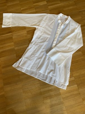 Caliban Blouse à enfiler blanc