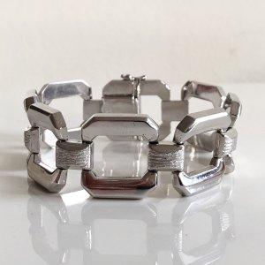 835 Silber Armband Silberarmband Glieder Armband