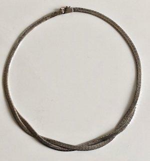 835 Silber Collier Halskette Silbercollier Silberkette Schmuck Kette
