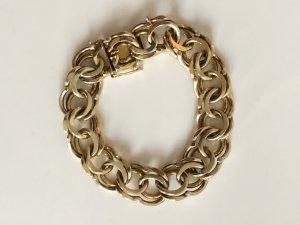Vintage Braccialetto in argento oro Argento