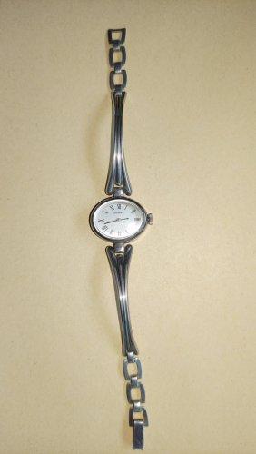Dugena Analoog horloge zilver