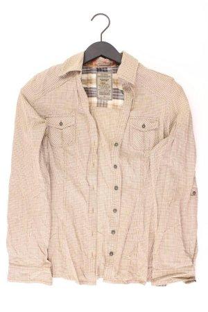 90,3 Grad Geruite blouse Katoen