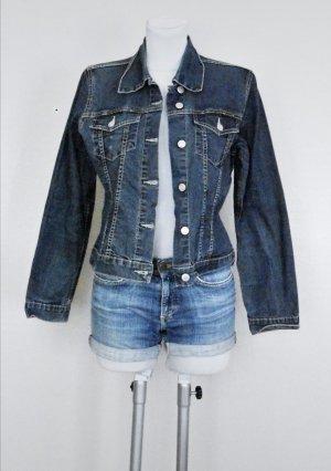 90er Vintage Jeansjacke