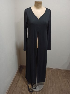 Vintage Vestido cut out negro