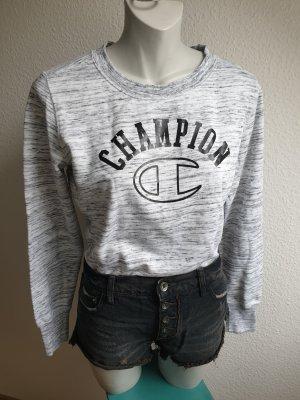 Champion Sweat Shirt black-light grey