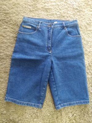 90s Vintage High Waist Jeansshorts John Baner Gr. M