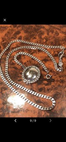 Esprit Zilveren ketting grijs-zilver