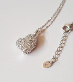 Juwelier Zilveren ketting zilver