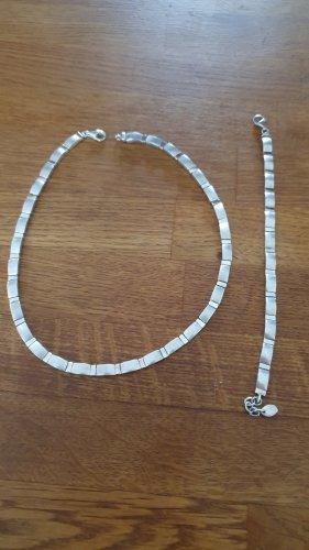 Esprit Collar color plata