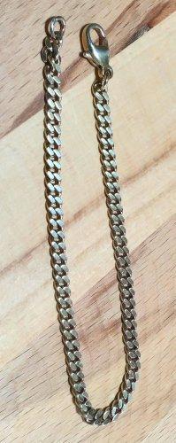 Antikschmuck Brazalete de plata color oro