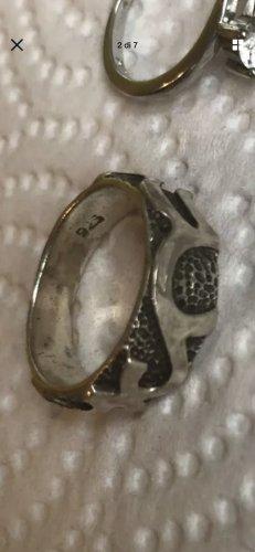 925 Silber ring gr 16/54