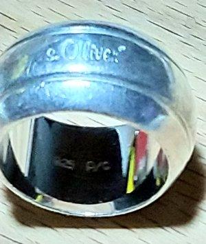 925 Silber Ring von S. Olivier