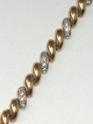 925 Silberarmband gold DESIGN ARMBAND Panzerarmband massiv Silber BERGKRISTALL
