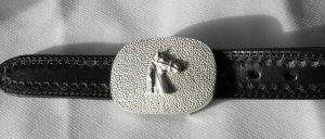 Boucle de ceinture argenté argent