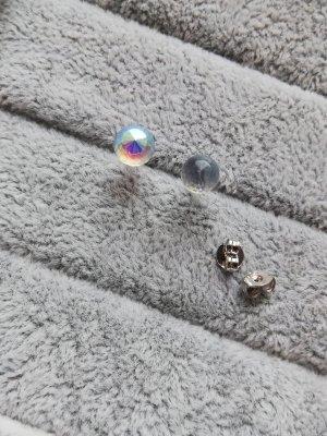 Silver Earrings multicolored