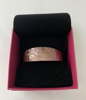 925 Sterling Silver Armband in der Farbe Bronze mit schönem Muster