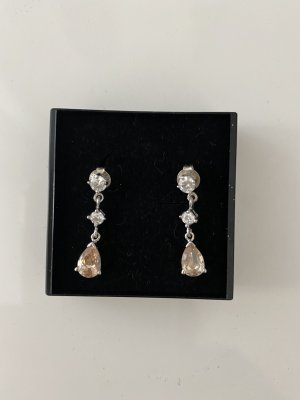 Silver Earrings rose-gold-coloured-silver-colored