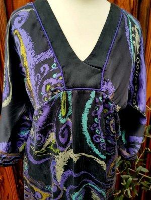Hale Bob Silk Blouse multicolored
