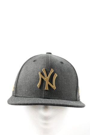 9Fifty Berretto da baseball grigio chiaro-oro stile casual