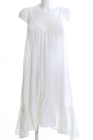 9seed Tunic Dress white casual look