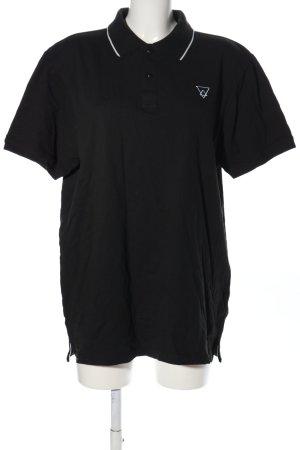9th Avenue Polo-Shirt schwarz Casual-Look