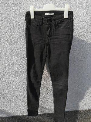 A&F Jeans schwarz