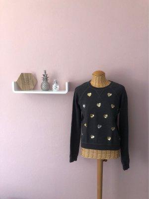 A&F Pullover mit Herzchen