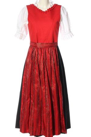 A Gwand vom Sepp Vestido Dirndl multicolor estilo clásico